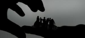 Gefangen in Menschenhandel und Prostitution