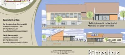 Bauhelfer für den Büttner-Haus Umbau gesucht!