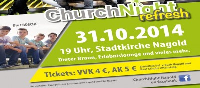ChurchNight 2014