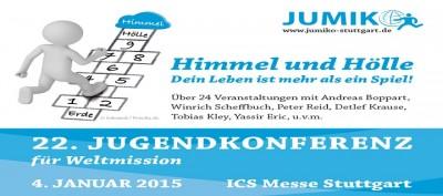 Jugendkonferenz für Weltmission in Stuttgart