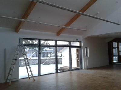 Neue Bilder vom Baufortschritt