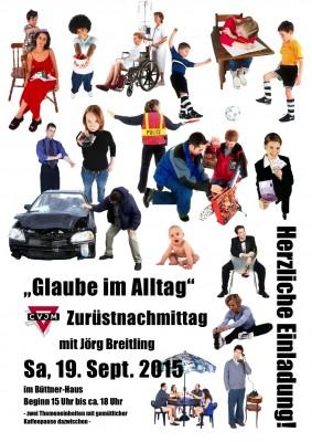 CVJM Zurüstnachmittag