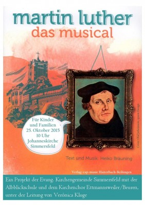 Martin Luther Musical