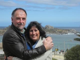 Missionsabend mit Hans und Carmen Ziefle