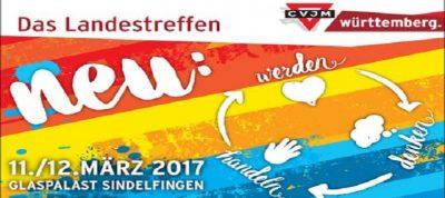 CVJM Landesverbandstreffen 2017