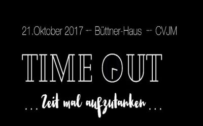 Time Out am 21. Oktober 2017