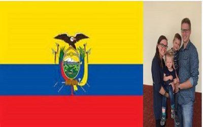 Ecuador-Abend am 18.10.2017