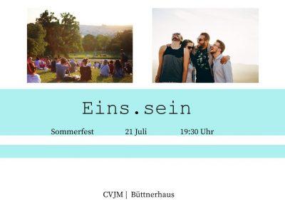 CVJM Sommerfest